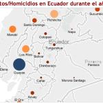 """INTERACTIVO: En Ecuador, la mayoría mata por """"venganza"""""""