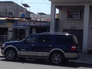 Esta es la dirección de la productora de los conciertos de Christian Castro y Carlos Vives. Pero allí venden seco de chivo y nadie la conoce.