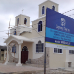 Santa Elena: rezos y goles para olvidar la sed