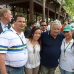 El homenaje a Mujica fue más allá