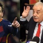 Lionel Messi y Galo Chiriboga comparten testaferros