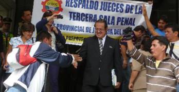 Exjuez Guevara: 'Todo el Estado me persiguió tras sentenciar contra Cervecería'