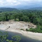 El Alto Nangaritza, otro bosque virgen asediado por la minería en Ecuador